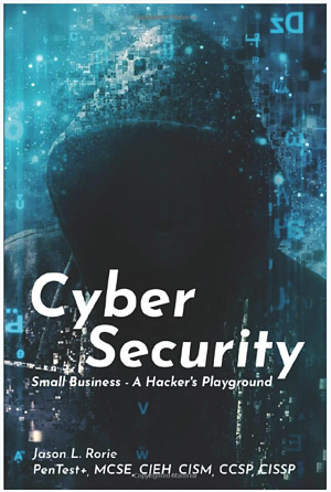 Cyber security book cover