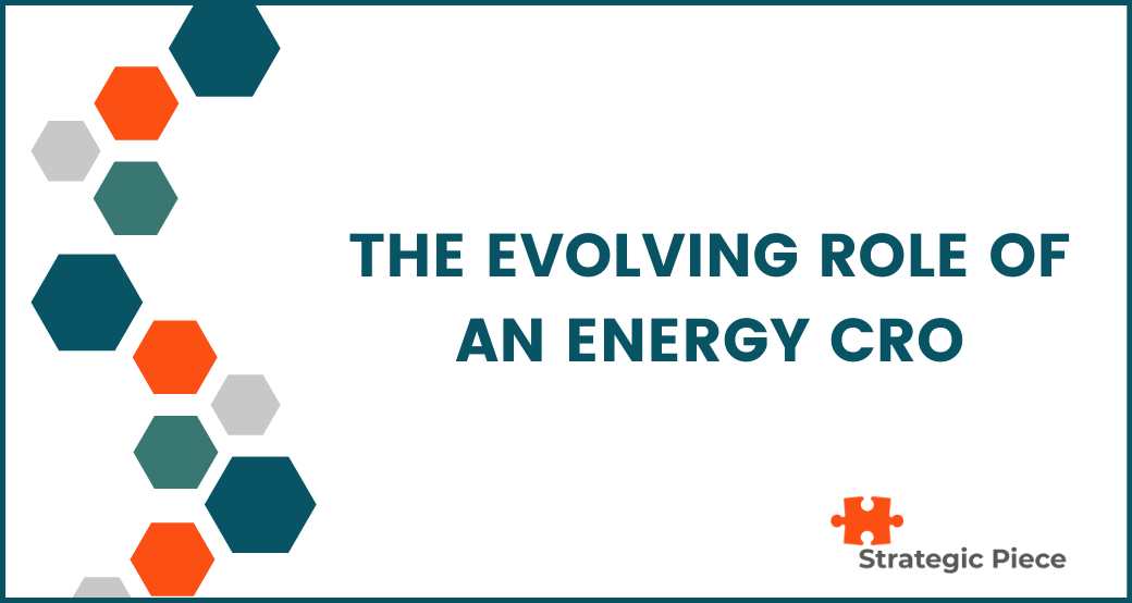 The Evolving Role Of An Energy CRO